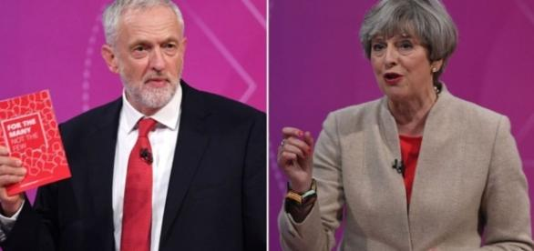 Who will be Prime Minister come Friday - Jeremy Corbyn or Theresa May? (Source: MavWrek Marketing)