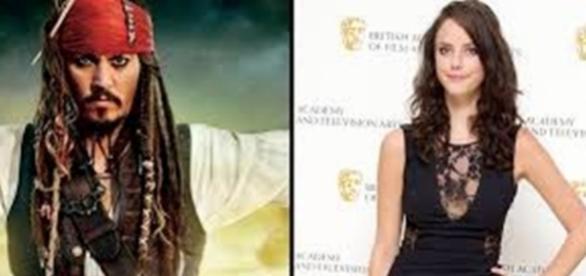 A atriz Kaya Scodelario não quer ajudar no tratamento da avó brasileira.
