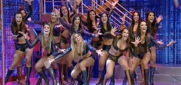 A bailarina resolveu 'dar um tempo' da TV (Foto: Reprodução/Rede Globo)