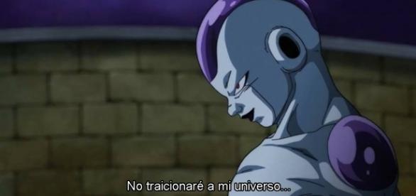 Freezer no traicionaría al equipo de Goku.