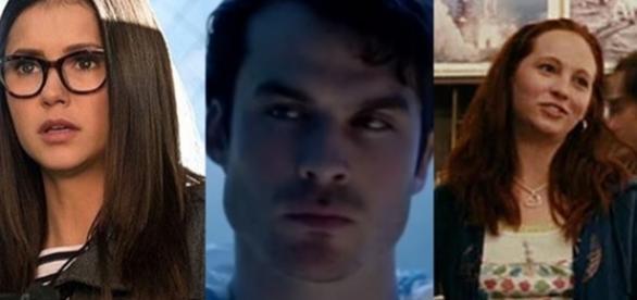 Imagens: (Google) / Filmes com atores de TVD