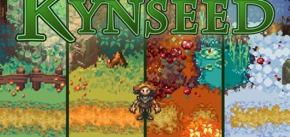 Kynseed - 2D sandbox adventure from ex-Lionhead - PitchBlack's Gameplays/YouTube screencap