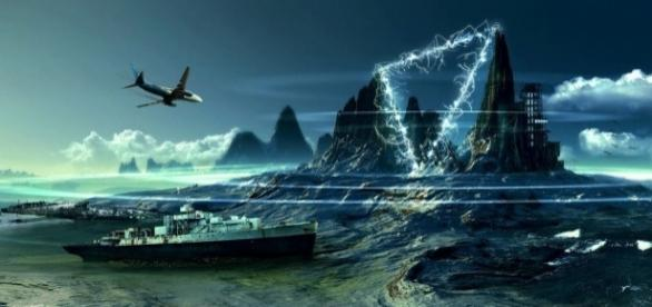 Interesting Stuffs: Sea of the Devil: Dragon Triangle - blogspot.com