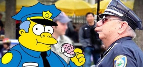 Personagens de 'Os Simpsons' que têm sósias na vida real