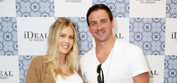 Ryan Lochte and Fiancée Kayla Rae Reid Welcome Son Caiden Zane - Photo: Blasting News Library - cnn.com