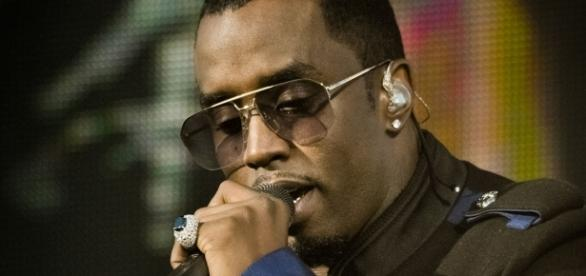 Sean Combs, the richest celebrity of 2017- Wikipedia photo