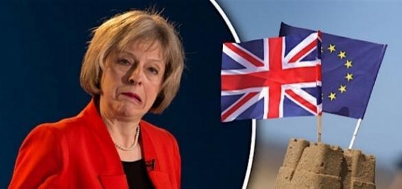 Theresa May, primul ministru al Marii Britanii