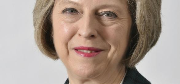 Theresa May - via Flickr UK Home Office