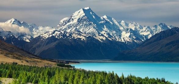 Anorak Mt Cook New Zealand - courtesy Canterbury University NZ