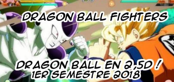 Dragon Ball en 2,5D ! Le jeu de combat ultime par Arc System Work !