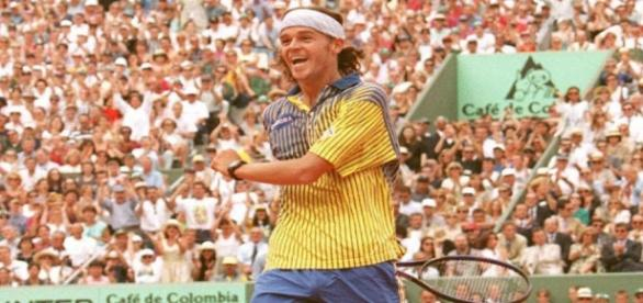 Gustavo Kuerten surpreendeu o mundo em 1997