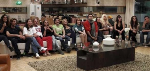 Los concursantes en la primera gala de 'GH: El Reencuentro'