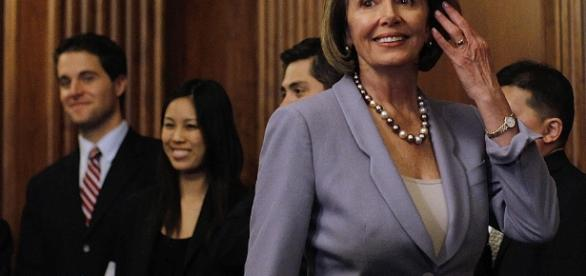 Nancy Pelosi Young | Endtime Chronicles, AS SEEN AND NOTED BY JIAN ... - pinterest.com