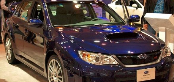 New Subaru improved over the older versions - 2013 model CC BY 2.0 Michael Gil via Wikimedia
