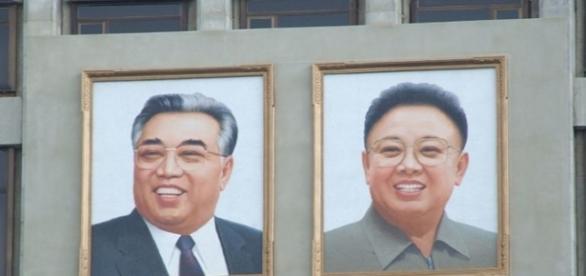 North Korea leaders / Photo CC BY-SA 3.0 via Wikimedia
