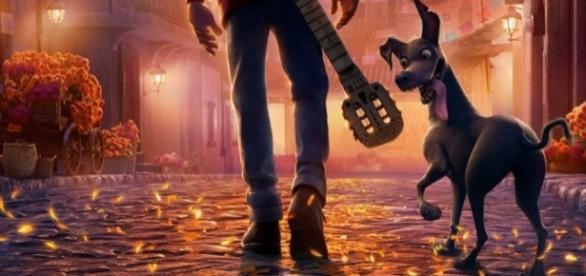 Pixar nos presentó un nuevo avance de su película basado en el Día de los Muertos, 'Coco' (via impawards.com)