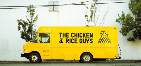 The Chicken & Rice Guys food trucks are currently taking a break. Photo courtesy of Blasting News Library.