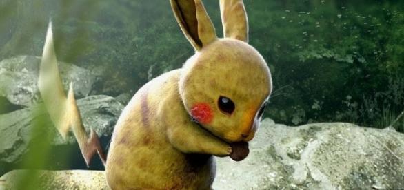 Wild Pikachu by Joshua Dunlop / https://www.facebook.com/JoshDunlopConceptArtist/