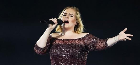 Adele revela momento de grande tristeza em sua vida