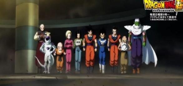 Dragon Ball Super: ¡Nuevo video promocional del equipo del universo 7!