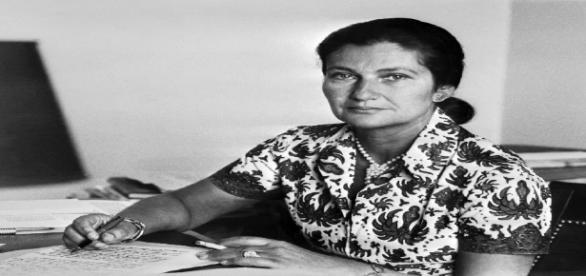 En 1954, Simone Veil à la direction de l'administration pénitentiaire