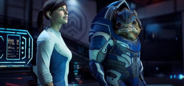 Mass Effect: Andromeda—Lost in Space :: Games :: Reviews :: Mass ... [Image source: Youtube Screen grab]