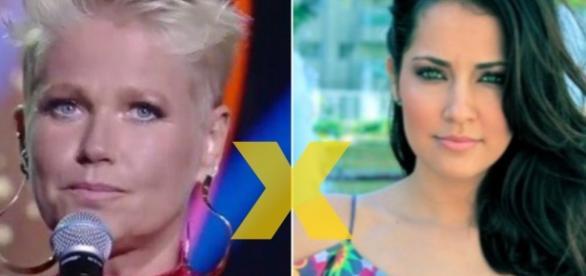 Maytê se desculpa após climão com Xuxa - Google