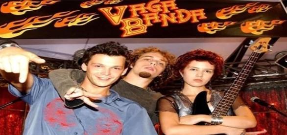 A banda foi um enorme sucesso na novela