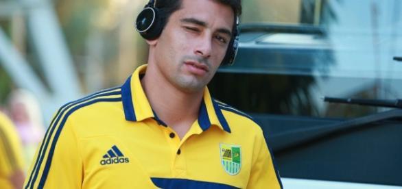 Diego Souza deve vestir a camiseta do Palmeiras (Foto: Reprodução)