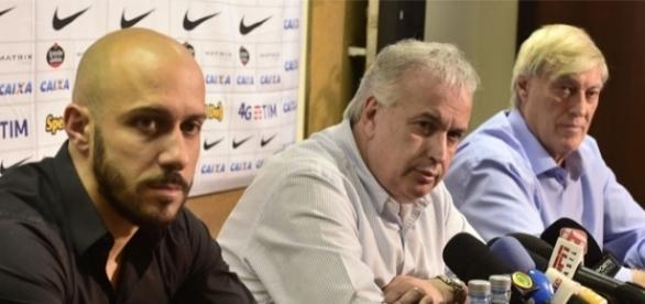 Diretoria do Timão dá aval e jogador pode ser negociado (foto: Fernando Dantas/Gazeta Press)