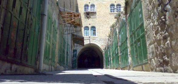Hebron Old City. / [Image by Mohamed Yahya via Flickr, CC BY-SA 2.0]