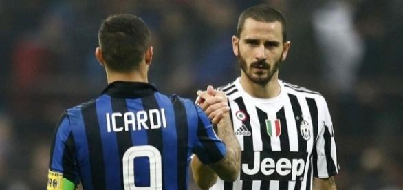 Icardiff: la broma de un aficionado interista a la Juventus