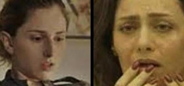 Ivana e Joyce na novela das nove ¨A Força do Querer¨