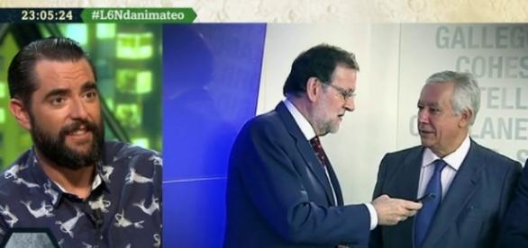 """LA SEXTA TV   Dani Mateo: """"A Mariano Rajoy se la pela todo y no lo ... - lasexta.com"""