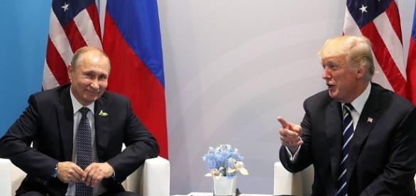 Putin & Trump's proposal for a cyber unit backfired. Photo via Office of Vladimir Putin.