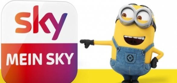 Sky hat eine neue App und bewirbt diese auch in Verbindung mit Cinema-Filmen / Foto: Sky, Universal Pictures