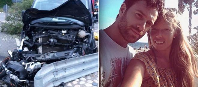 Torino, incidente mortale tra un furgone e una moto causato da una lite