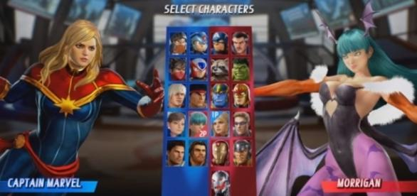 "A new PS4 gameplay video for ""Marvel vs. Capcom Infinite"" teases awesome character moves and combos. YouTube/PlayStation"