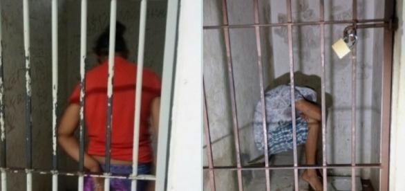 Casal foi preso por espancar criança até a morte (Foto: Reprodução)