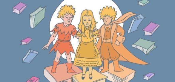 A magia literatura infantojuvenil. ( Foto: Reprodução)