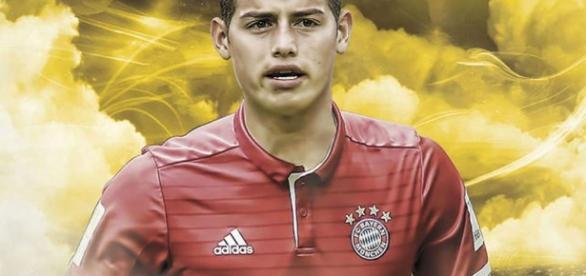 Oficial: James Rodríguez jugará con el Bayern Munich.