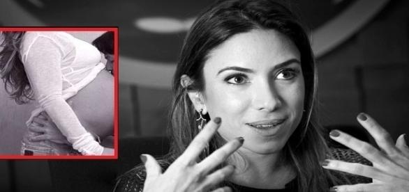 Patrícia Abravanel revela segredo sobre segundo filho (Foto: Reprodução/ Montagem)