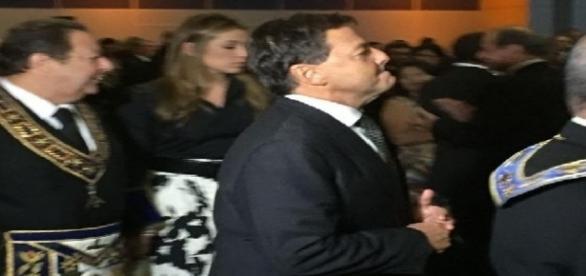 Sergio Zveiter, relator da denúncia contra Temer, esteve no evento da CMSB