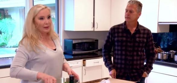 Shannon Beador and Husband [Image via Bravo/YouTube screencap]