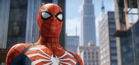"""The New York setting in the """"Spider-Man"""" is said to be a lot larger than """"Sunset Overdrive's"""" Sunset City (via YouTube/PlayStation)"""