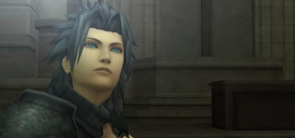 Zack Fair is one of the more iconic 'Final Fantasy' heroes from the franchise (image source: Youtube/RandomBlackGamer)