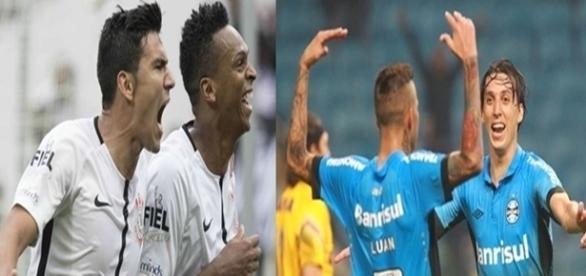 Dicas para mitar na 14° rodada - Corinthians e Grêmio. ( Foto: Google)