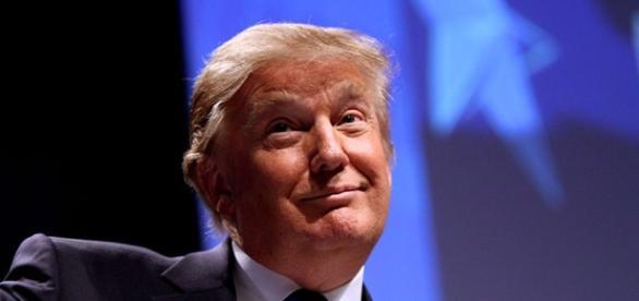 Image of Donald Trump via Wikimedia Commons.