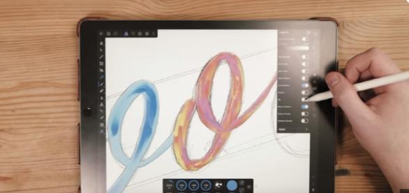 iPad Pro - YouTube/Will Paterson Channel