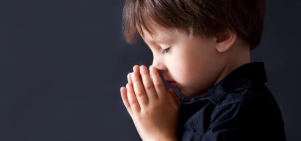 Cartas feitas por crianças para Deus (Foto: Reprodução)